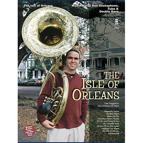 Music Minus One The Isle of Orleans Music Minus One Series Softcover with CD thumbnail