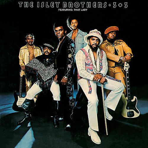 Alliance The Isley Brothers - 3+3 thumbnail