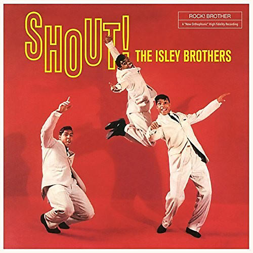 Alliance The Isley Brothers - Shout! + Bonus Tracks thumbnail