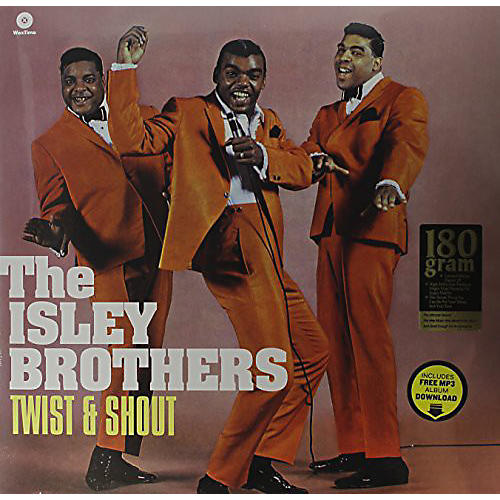 Alliance The Isley Brothers - Twist & Shout thumbnail