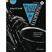 Schott The Jazz Method for Alto Saxophone Schott Series