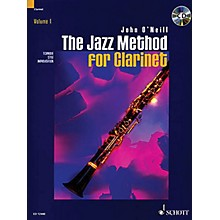 Schott The Jazz Method for Clarinet Schott Series