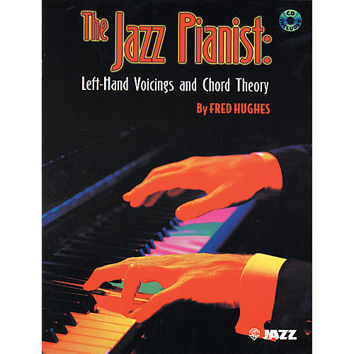 Alfred The Jazz Pianist Left Hand Voicings and Chord Theory Book & CD thumbnail