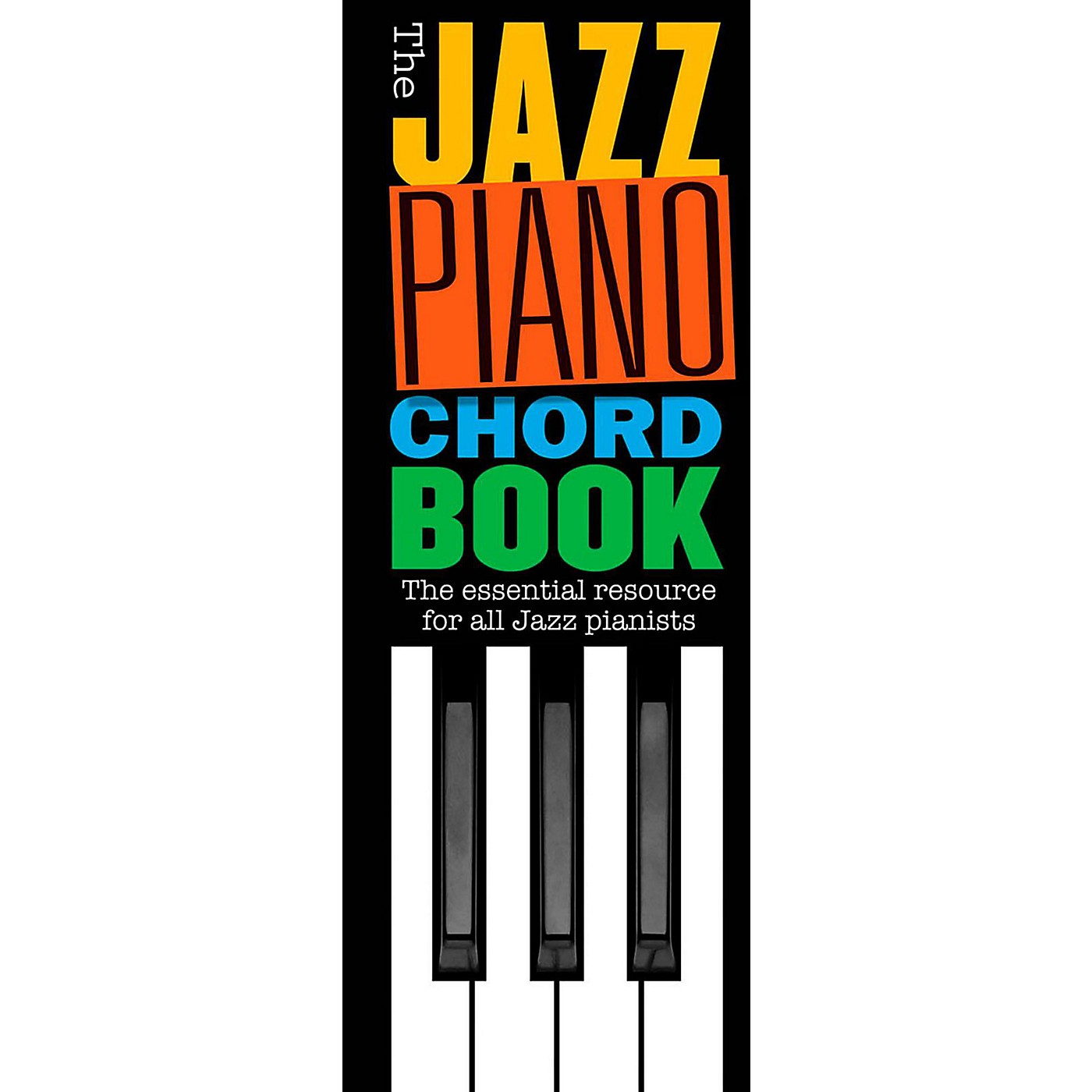Music Sales The Jazz Piano Chord Book thumbnail