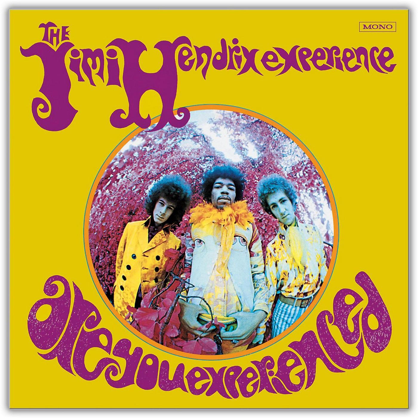 Sony The Jimi Hendrix Experience - Are You Experienced Vinyl LP thumbnail