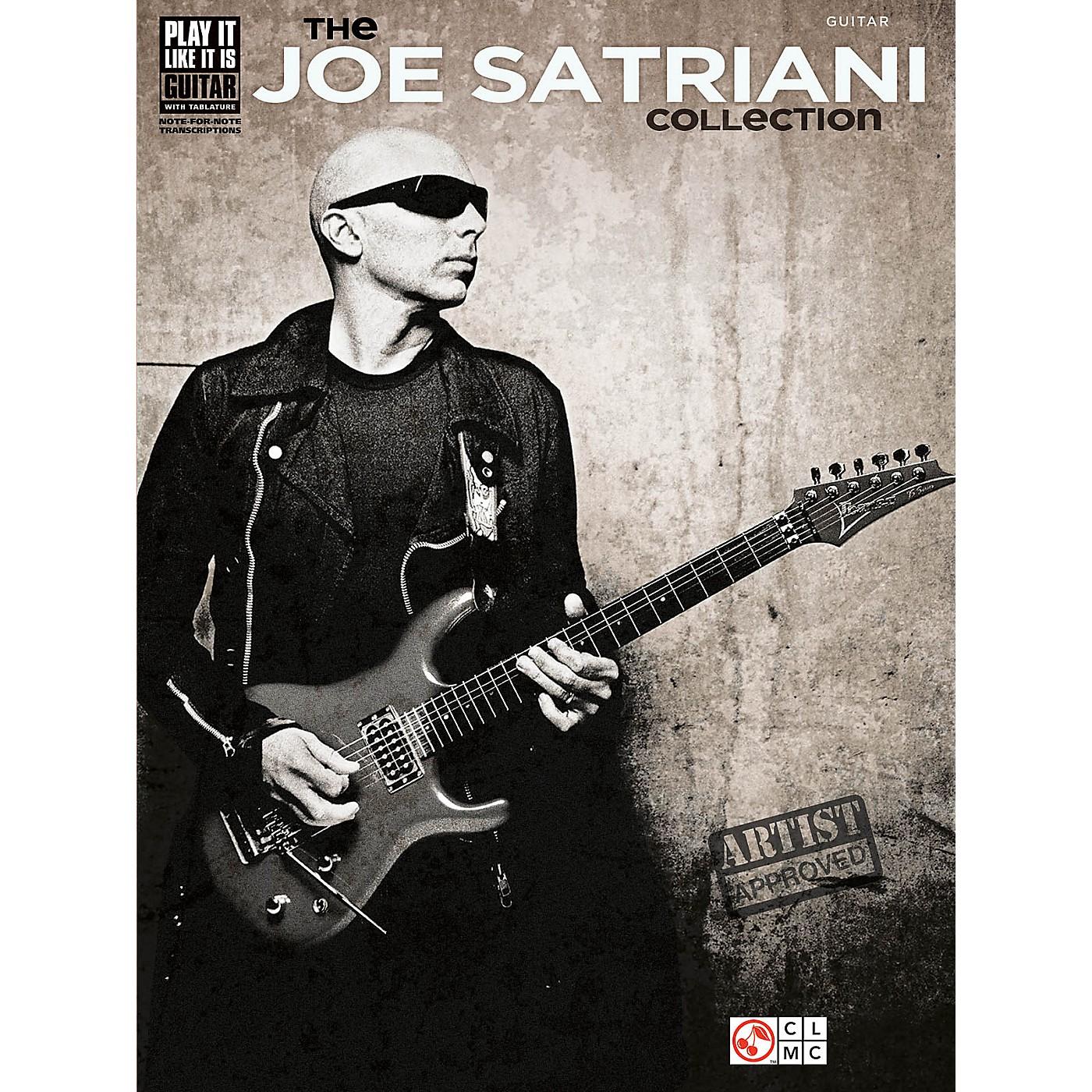 Cherry Lane The Joe Satriani Collection Guitar Tab Songbook thumbnail