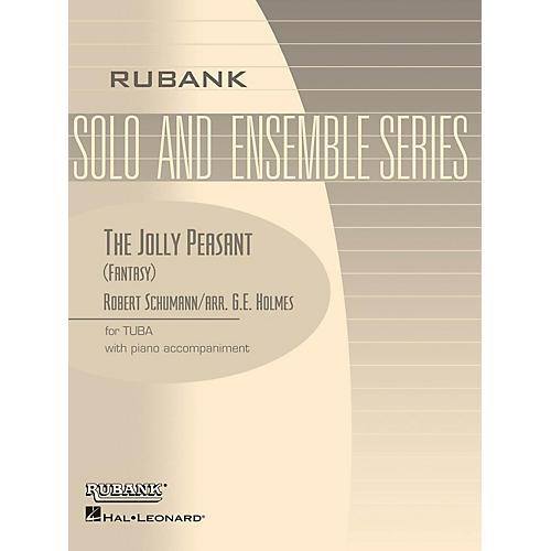 Rubank Publications The Jolly Peasant (Fantasy) Rubank Solo/Ensemble Sheet Series Softcover thumbnail