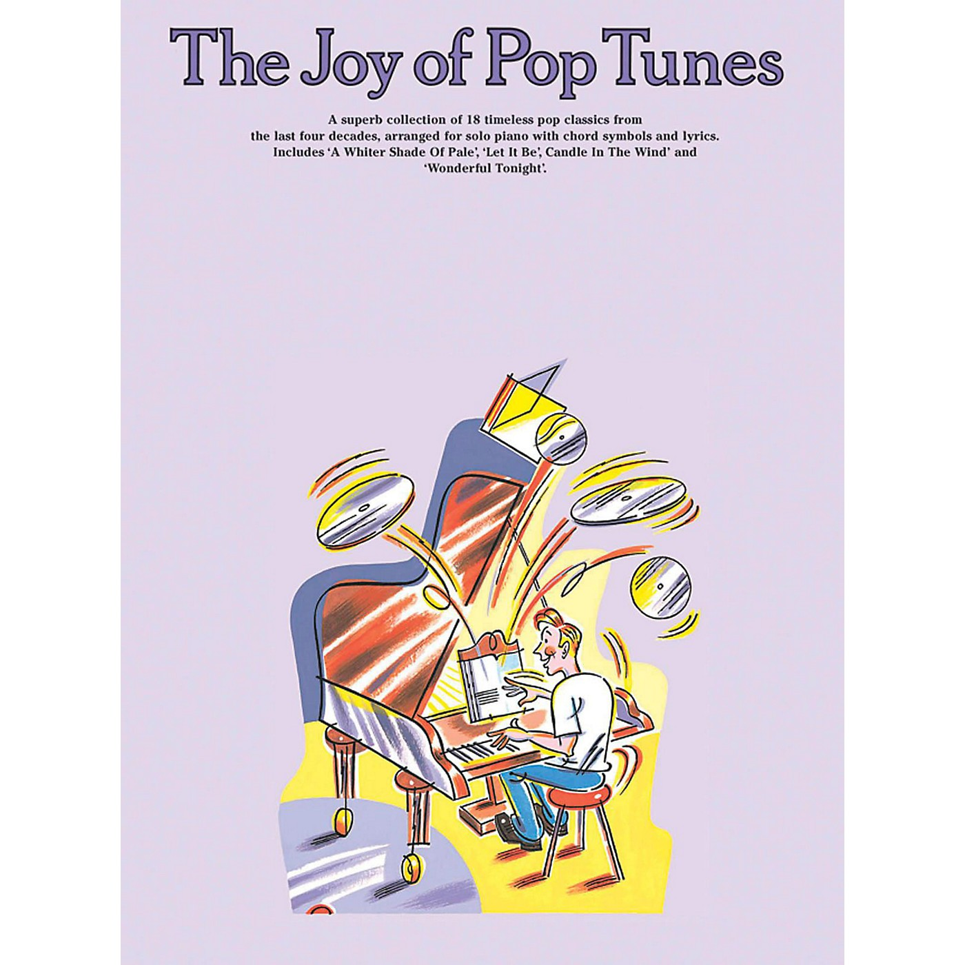Music Sales The Joy Of Pop Tunes for Piano Solo thumbnail