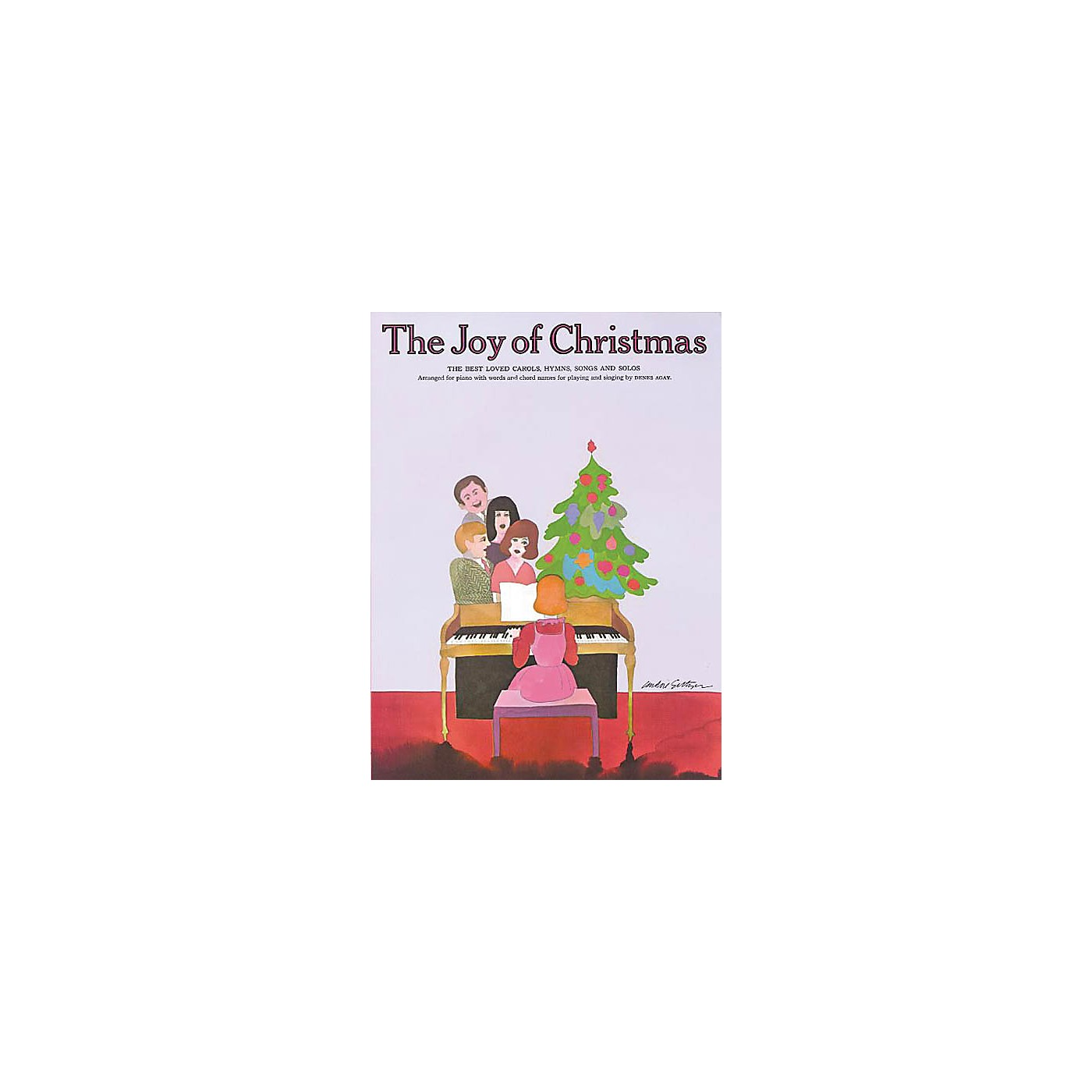 Yorktown Music Press The Joy of Christmas Yorktown Series Softcover thumbnail