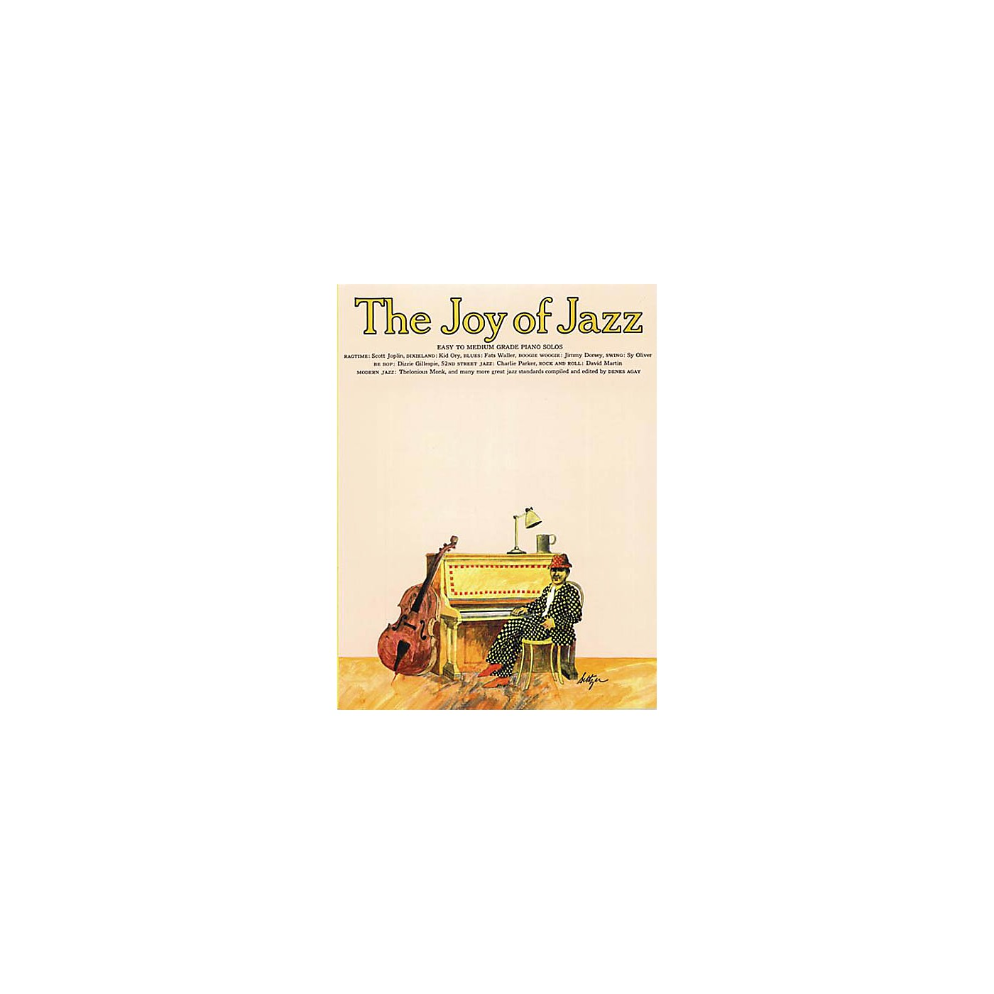 Music Sales The Joy of Jazz Piano Solo Songbook thumbnail