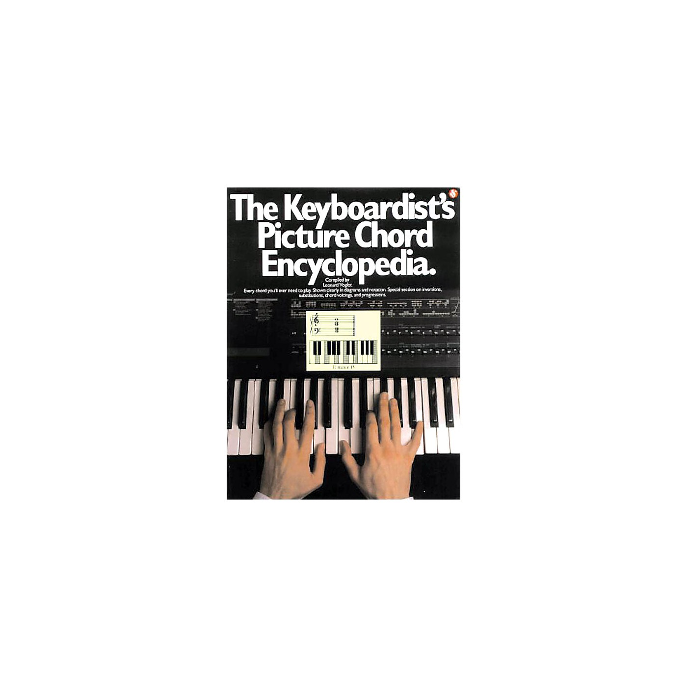Music Sales The Keyboardist's Picture Chord Encyclopedia Music Sales America Series Softcover by Leonard Vogler thumbnail