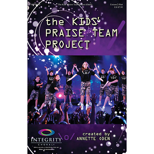 Integrity Music The Kids' Praise Team Project PREV CD Arranged by Annette Oden thumbnail