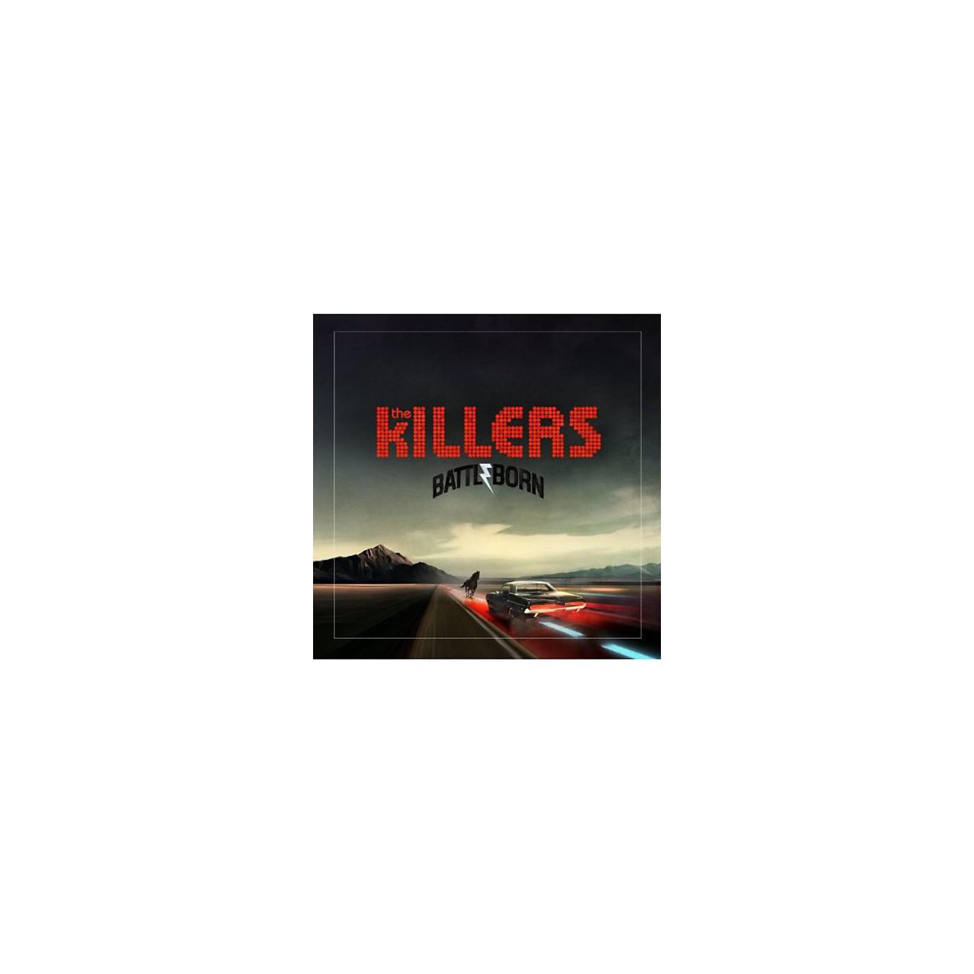 Alliance The Killers - Battle Born thumbnail