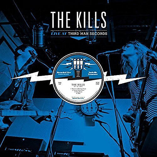 Alliance The Kills - Live at Third Man Records 10-10-2012 thumbnail