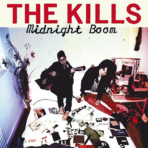 Alliance The Kills - Midnight Boom thumbnail