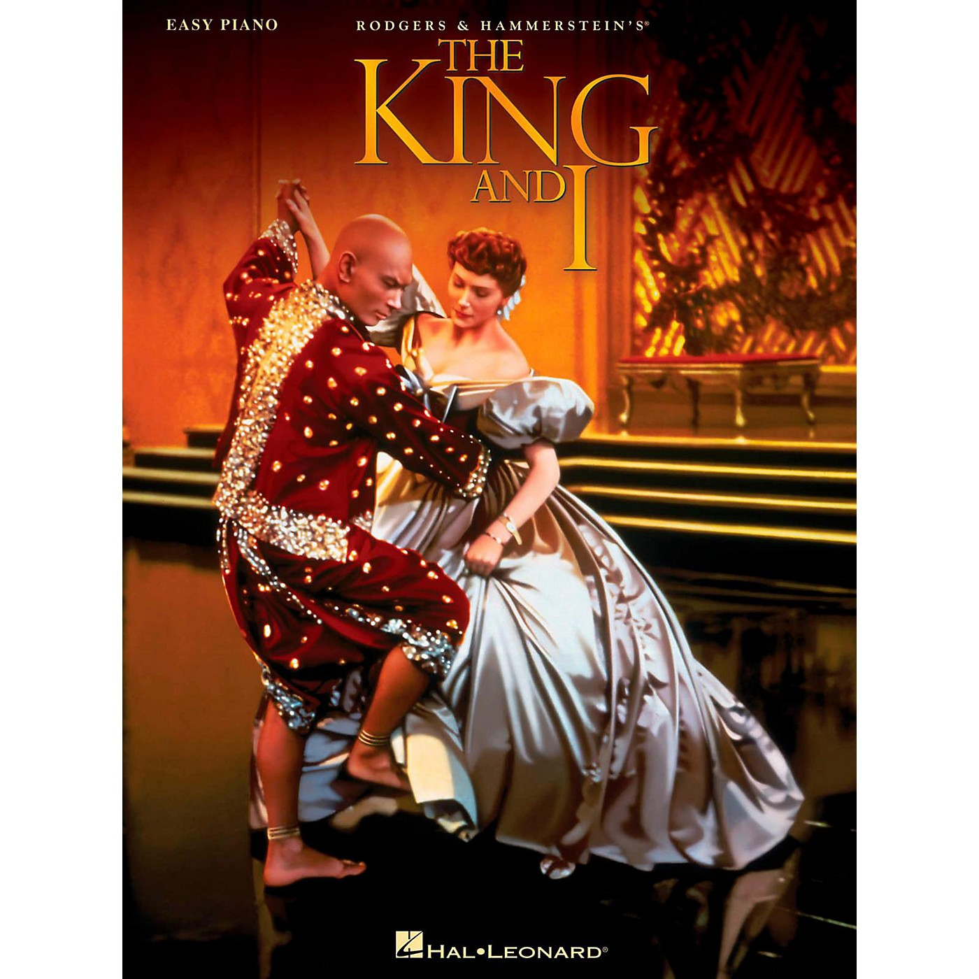 Hal Leonard The King and I for Easy Piano thumbnail