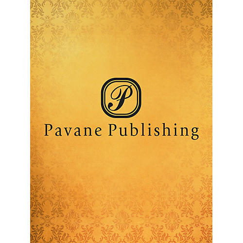 Pavane The King of Love SATB Composed by Peter Aston thumbnail