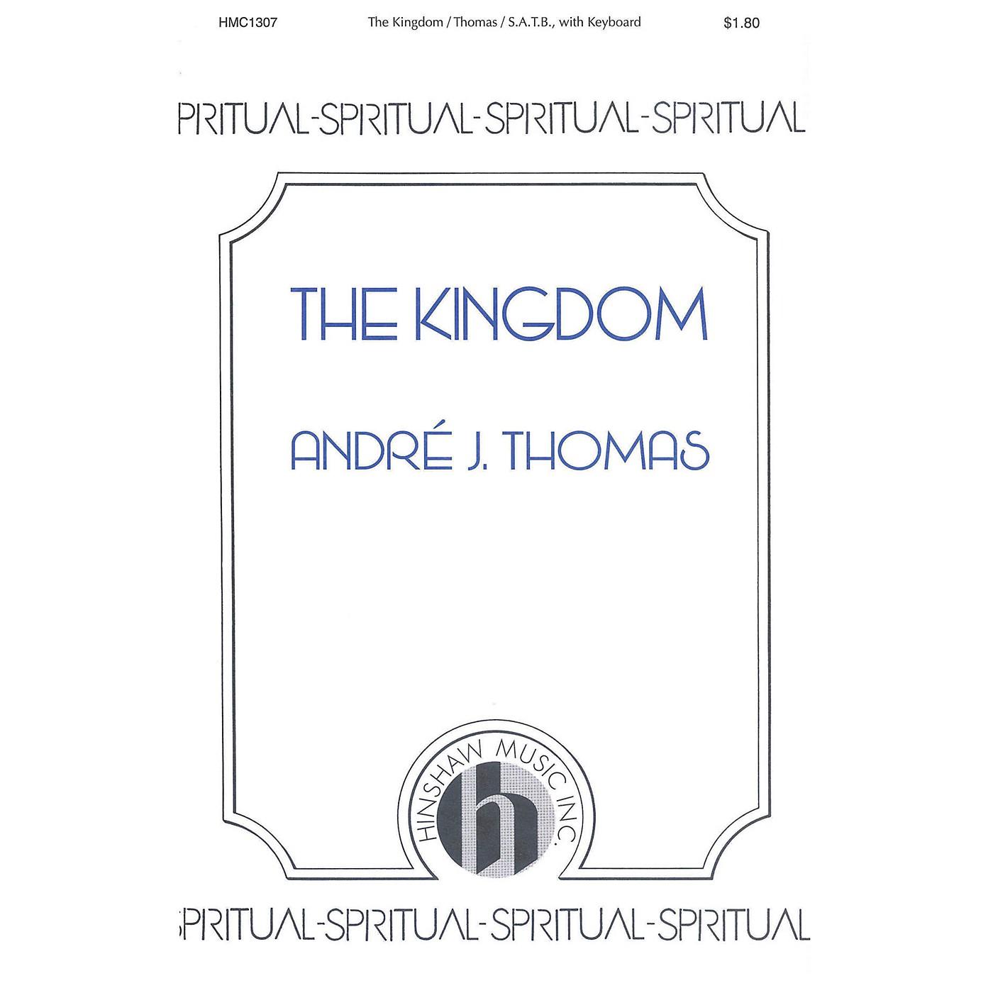Hinshaw Music The Kingdom SATB composed by Andre Thomas thumbnail