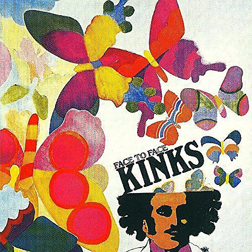 Alliance The Kinks - Face to Face thumbnail