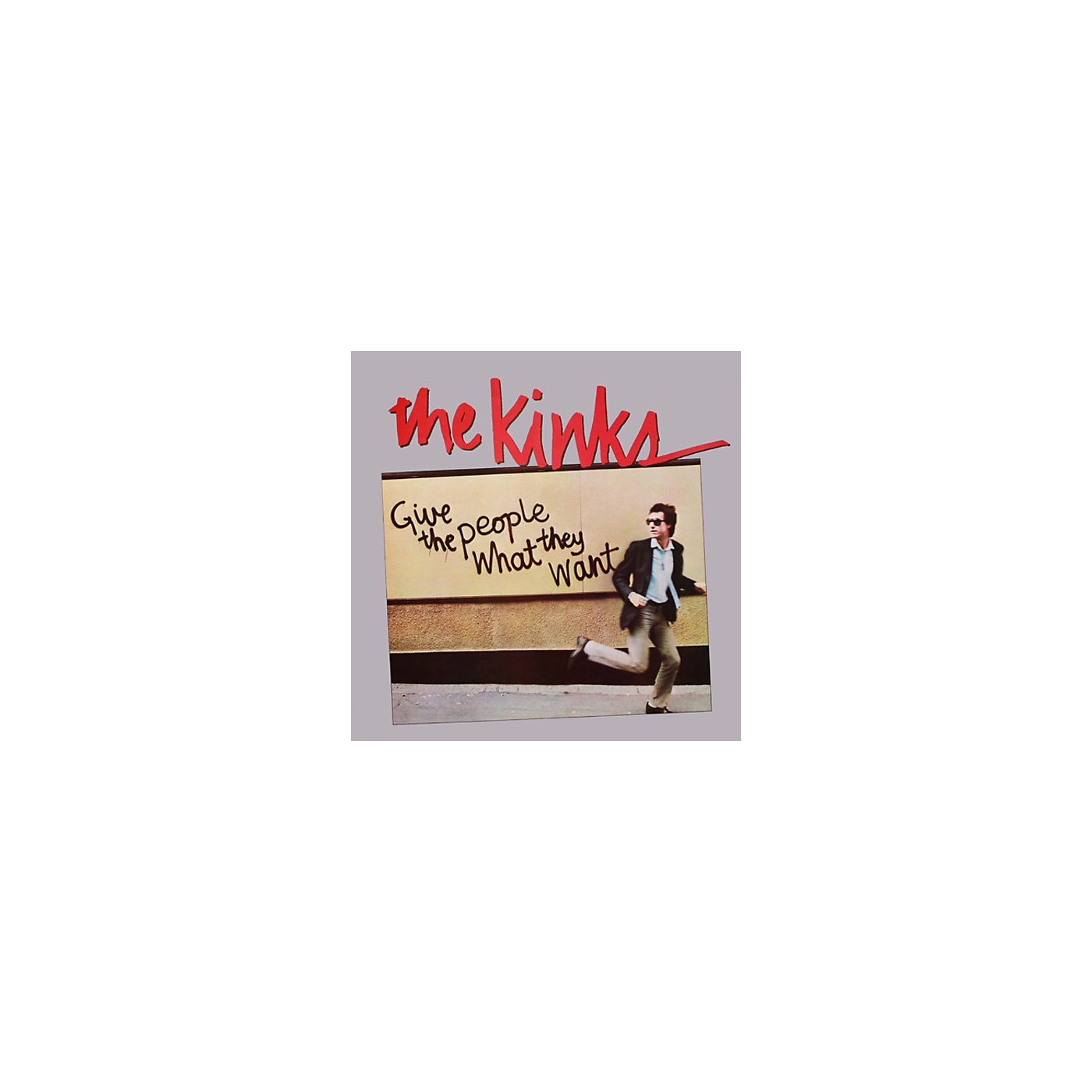 Alliance The Kinks - Give The People What They Want thumbnail