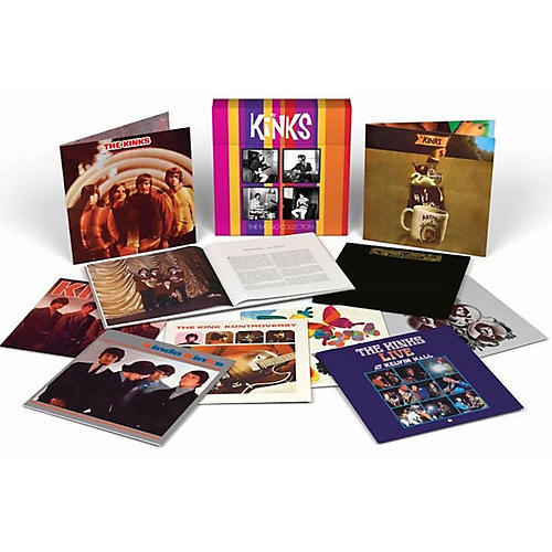 Alliance The Kinks - Mono Collection thumbnail