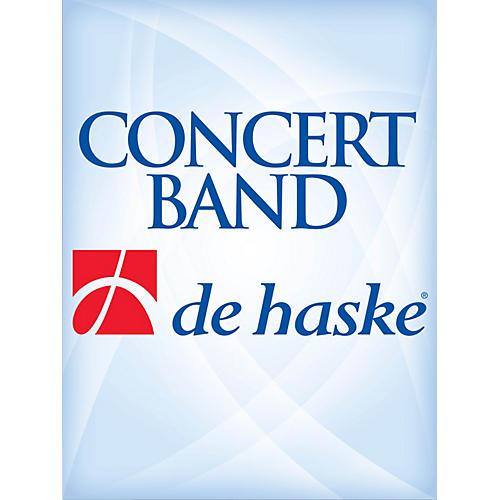 De Haske Music The Kiss (Score Only) Concert Band Level 4 Arranged by Wil Van der Beek thumbnail