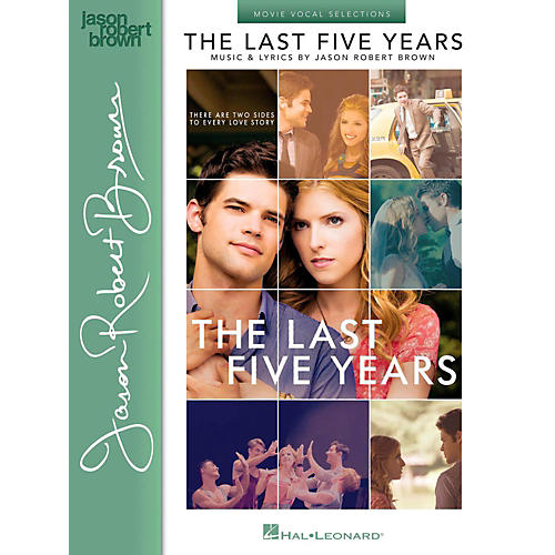 Hal Leonard The Last 5 Years - Movie Selections thumbnail