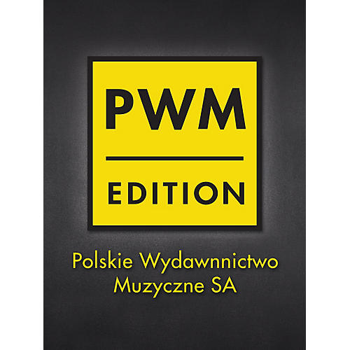 PWM The Last Mazurka In F Minor For Piano PWM Series Composed by F Chopin thumbnail