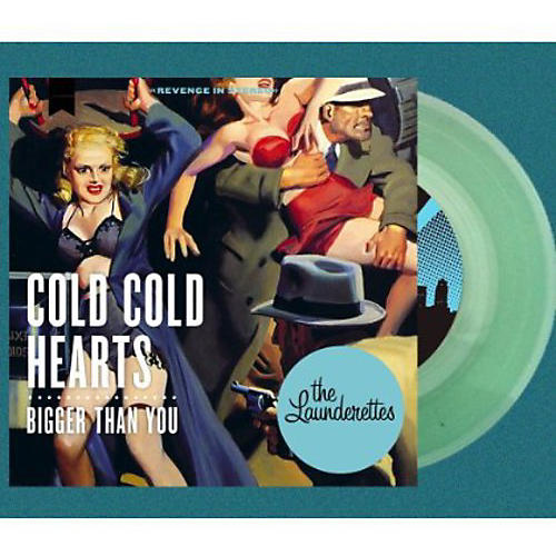 Alliance The Laundrettes - Cold Hearts/Bigger Than You thumbnail