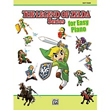Alfred The Legend of Zelda Series for Easy Piano Book