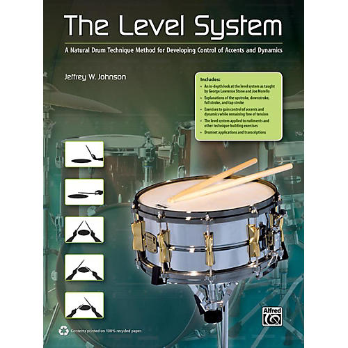 Alfred The Level System Book-thumbnail
