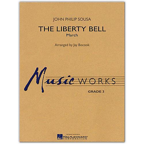 Hal Leonard The Liberty Bell MusicWorks Grade 3 Book/Online Audio thumbnail