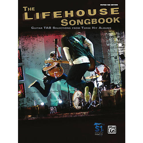 Alfred The Lifehouse Songbook - Guitar Tab Edition thumbnail