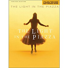 Hal Leonard The Light In The Piazza (2005 Tony Award Winner) arranged for piano, vocal, and guitar (P/V/G)