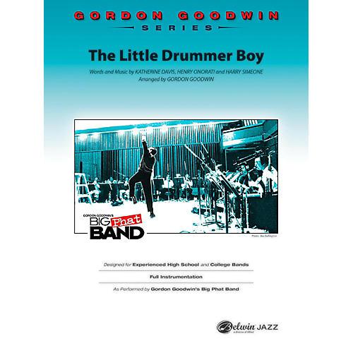 BELWIN The Little Drummer Boy Jazz Ensemble Grade 6 (Professional / Very Advanced) thumbnail