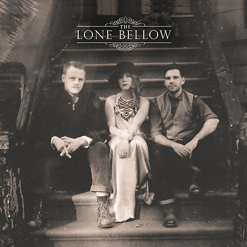 Alliance The Lone Bellow - The Lone Bellow thumbnail