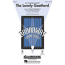 Hal Leonard The Lonely Goatherd (from The Sound of Music) ShowTrax CD Arranged by Mark Brymer