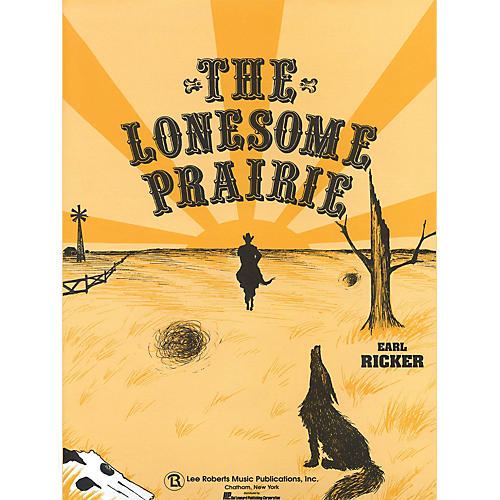 Lee Roberts The Lonesome Prairie Pace Piano Education Series Composed by Earl Ricker thumbnail