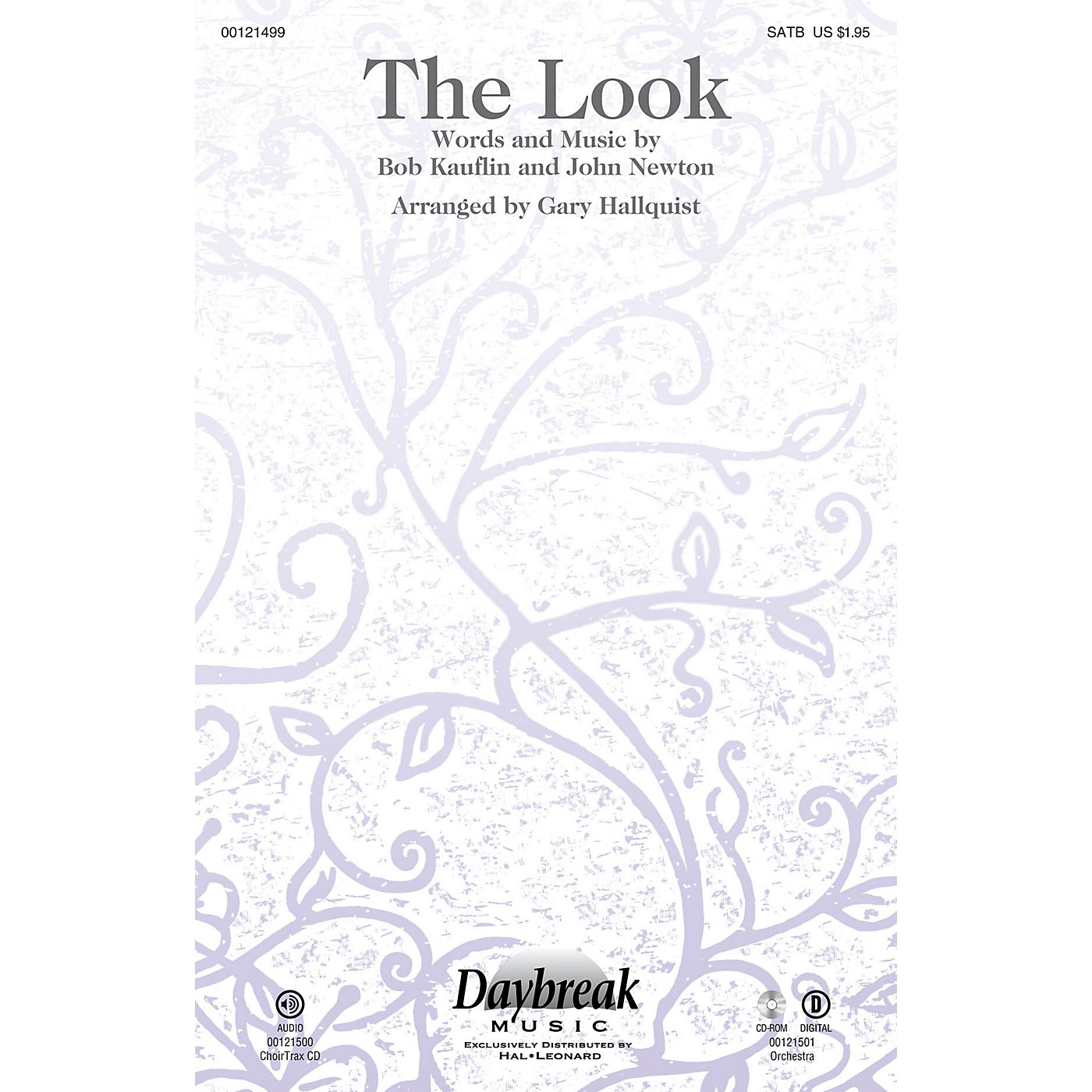 Daybreak Music The Look SATB by Sovereign Grace Music arranged by Gary Hallquist thumbnail