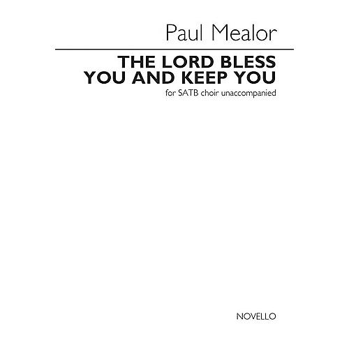 the lord bless you and keep you satb pdf