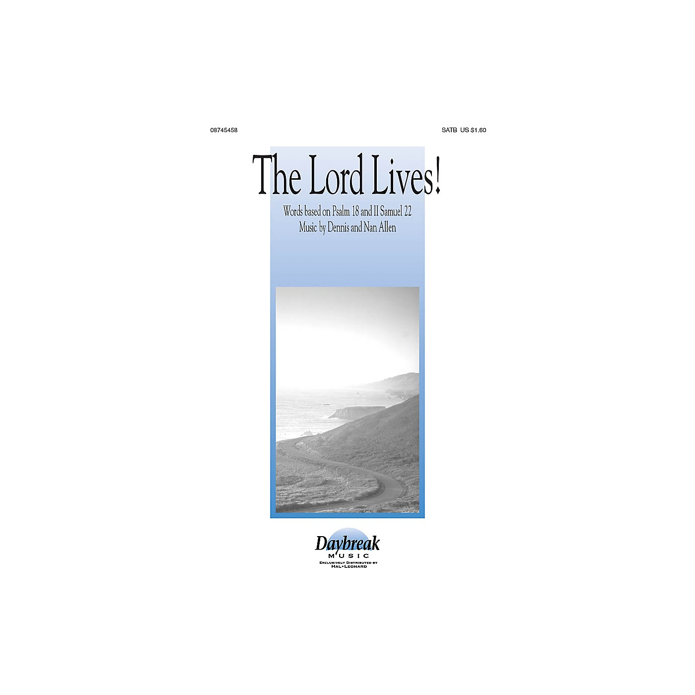 Daybreak Music The Lord Lives! SATB arranged by Dennis Allen thumbnail