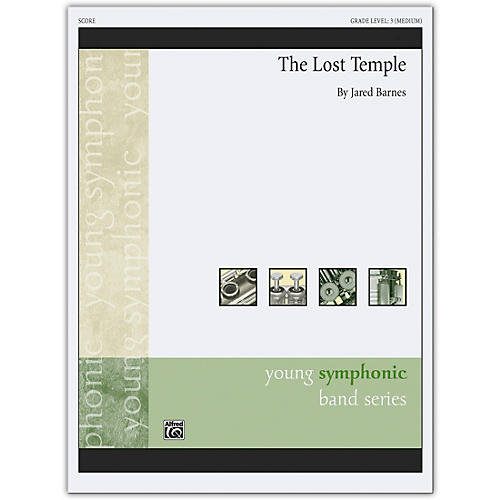 Alfred The Lost Temple Conductor Score 3 (Medium) thumbnail