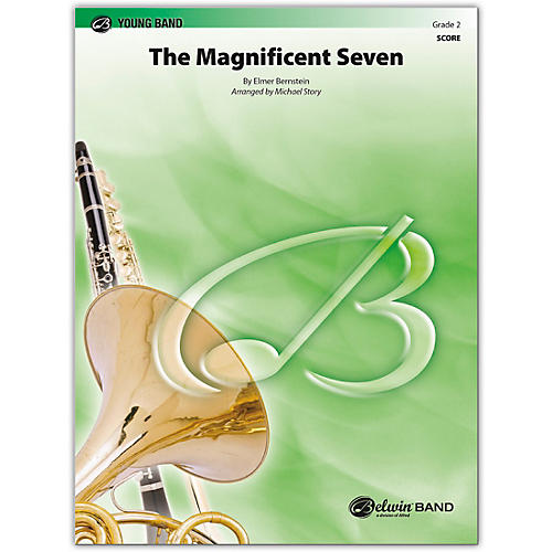 BELWIN The Magnificent Seven Conductor Score 2 (Easy) thumbnail