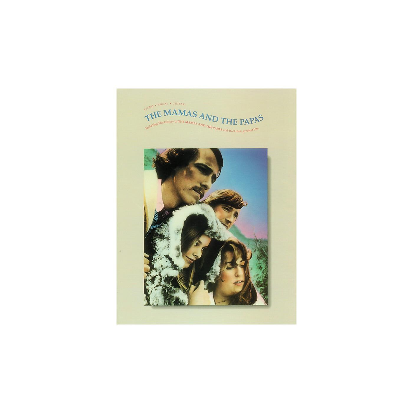 Hal Leonard The Mamas and the Papas Book thumbnail