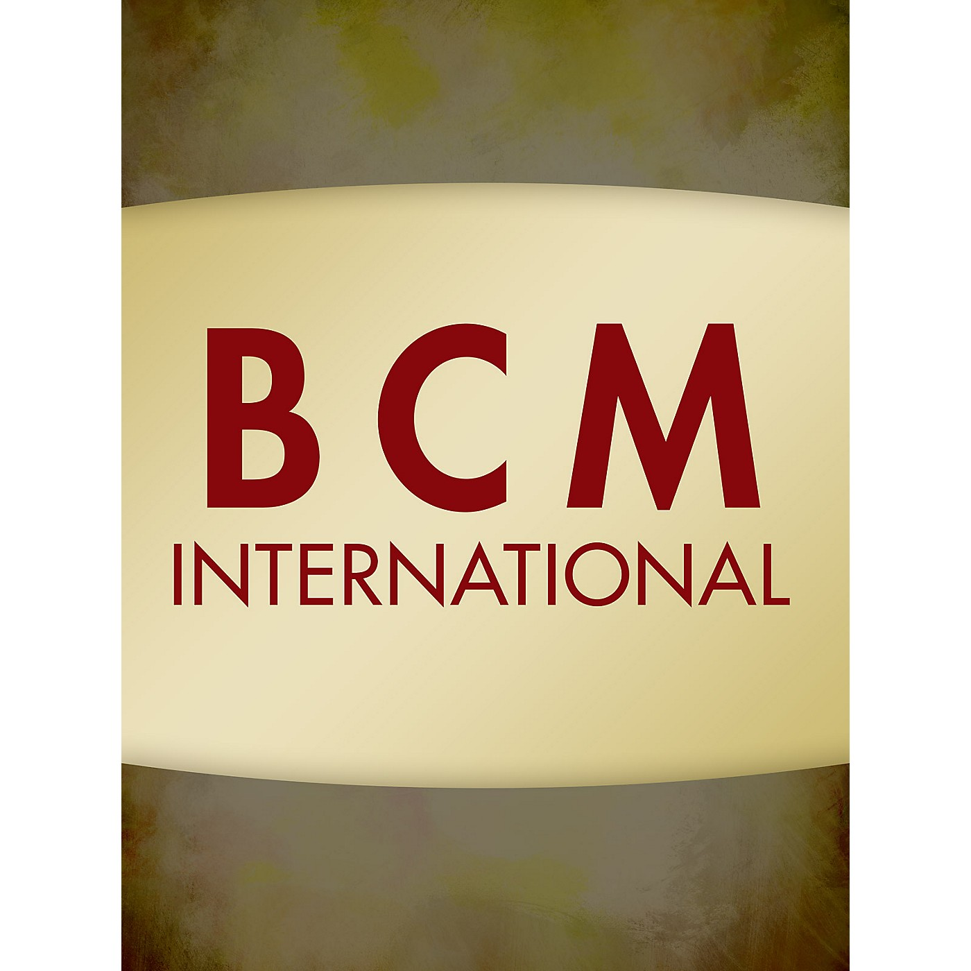 BCM International The Marbled Midnight Mile Concert Band Level 4 Composed by Steven Bryant thumbnail