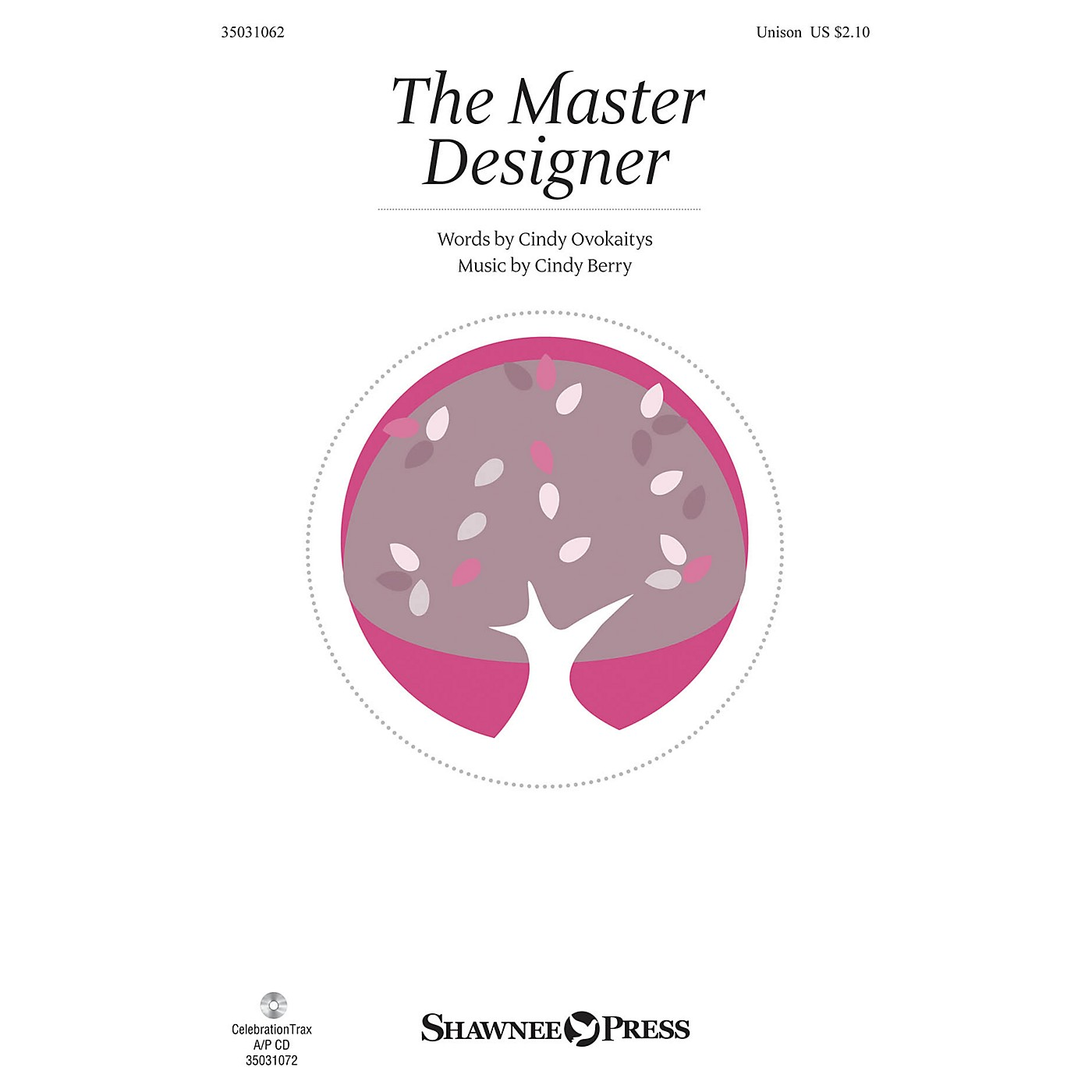 Shawnee Press The Master Designer UNIS composed by Cindy Berry thumbnail