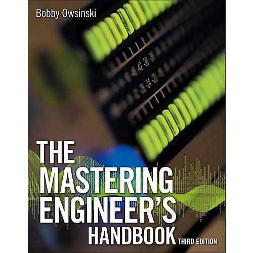 Cengage Learning The Mastering Engineer's Handbook, Third Edition thumbnail