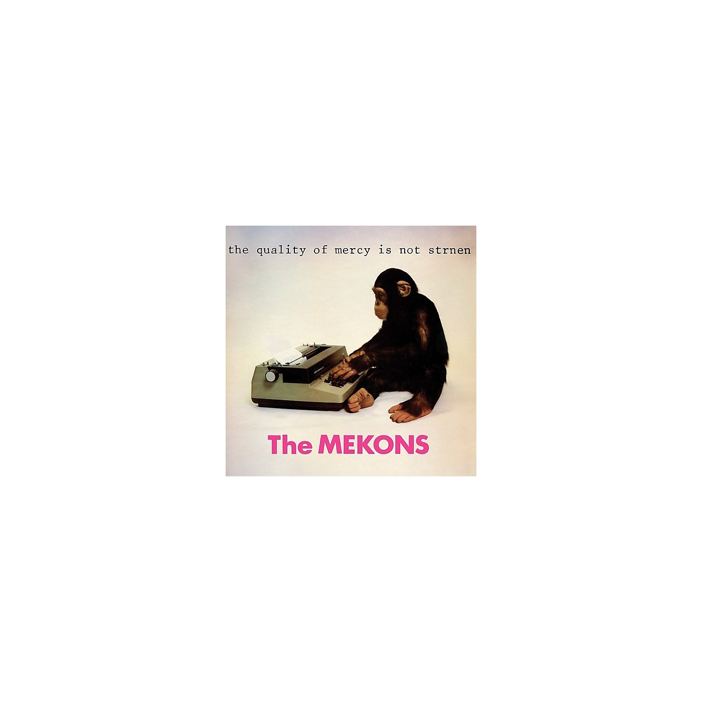 Alliance The Mekons - The Quality Of Mercy Is Not Strnen thumbnail