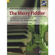 Schott The Merry Fiddler (16 Pieces in Irish Style) String Series Softcover with CD