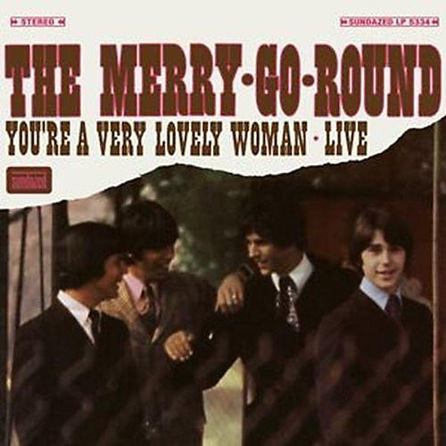 The Merry Go Round Youre A Very Lovely Woman Live